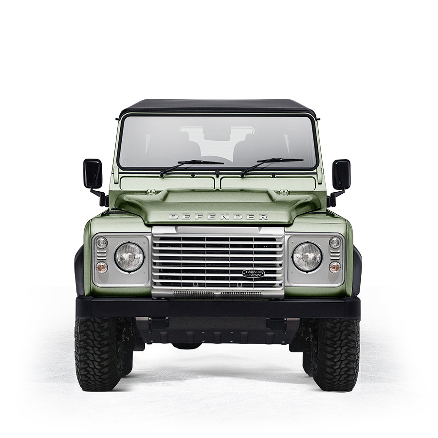 Defender Army Green