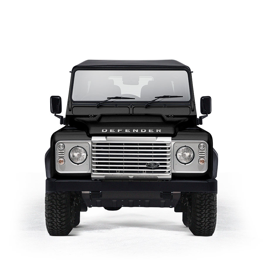 Defender Dark Grey